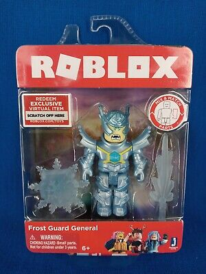 Zabawki Roblox Frost Empress Action Figure Exclusive Digital Stdv5ukbllzram