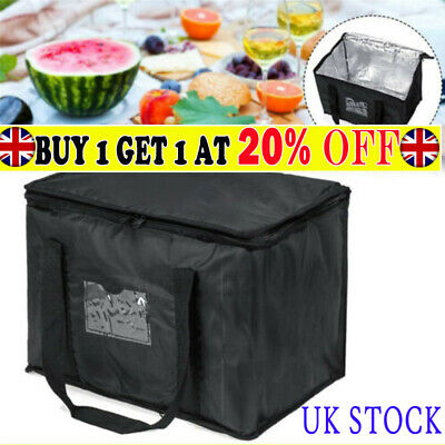 Food Delivery Insulated Bags Pizza Takeaway Thermal Warm//Cold Bag Ruck CZ