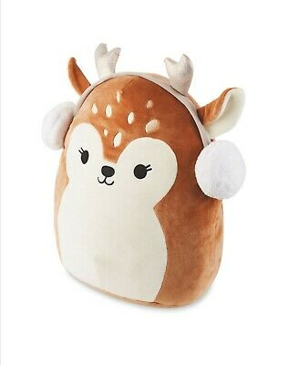 Squishmallow Rare Dawn The Fawn 40 Cm 16 Inch Brand New With Tags 35 95 Picclick Uk Check out our deer squishmallow selection for the very best in unique or custom, handmade pieces from our shops. squishmallow rare dawn the fawn