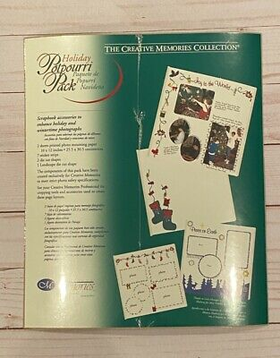 CREATIVE MEMORIES~2001~WILDERNESS Combination Pack Stickers-Die-Cuts-Paper New