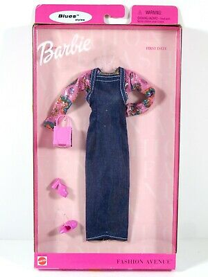 ~JD~ NIB A1 BARBIE DOLL 1999 FASHION AVENUE ACCESSORIES 25751