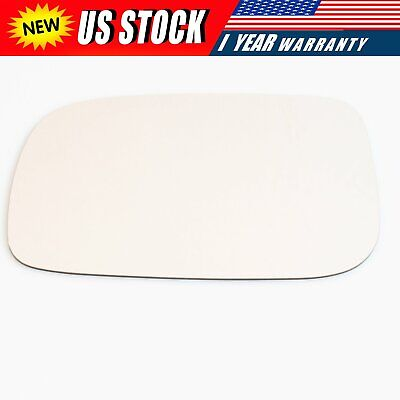 Mirror Glass Replacement Full Adhesive For 04-09 Quest Van Passenger Side
