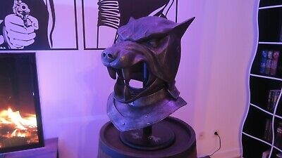 Game of Thrones: Der Hund Helm 1:1, lifesize, Replika, Valyrian Steel