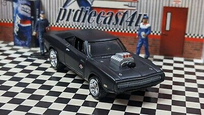 2020 Hot Wheels Premium Fast And Furious Garage Dodge Charger Loose