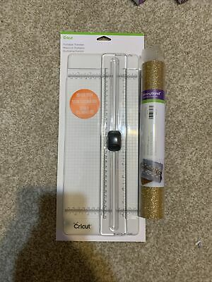 "*New* Cricut 12/"" BASIC TRIMMER Cutting Cardstock Paper Factory Sealed Free Ship"