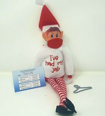 Elf Accessories Props On The Shelf Christmas Games Clothes Dolls Lockdown 2020