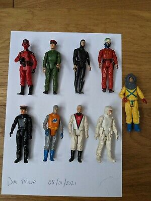 Action Man Wolf Pack Shock Trooper Basics Fatigues
