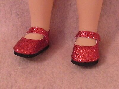 2 SB Sequin Shoes fit American Girl Wellie Wisher Doll 14.5 Inch Seller lsful