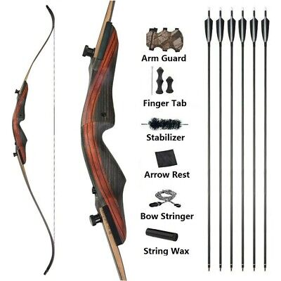 Southland Archery Supply Premier 62 Takedown Recurve Bow with Stringer FF Compatible