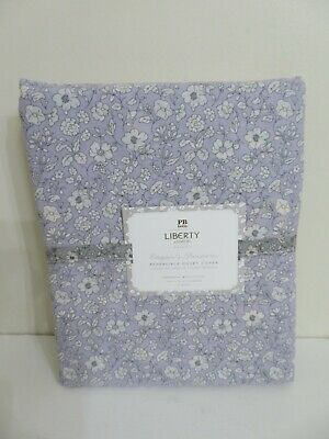 NEW Pottery Barn Teen LIBERTY LONDON Mythical Forest ReversIble Pillow Sham