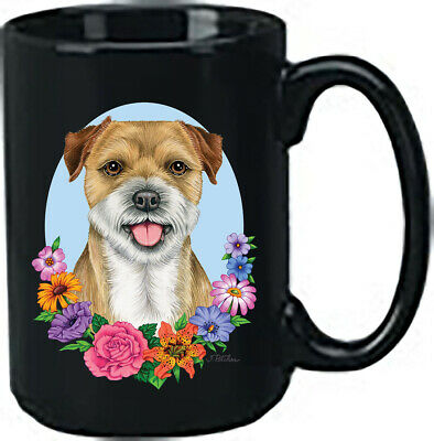 Border Terrier Black Ace Mug (TP) 99122