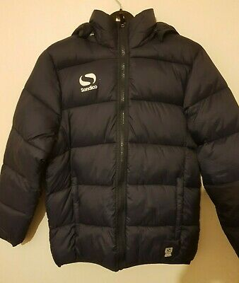 Sondico, Bubble Padded Jacket, Kids, Color: Navy, Size: UK-9-10Y, New