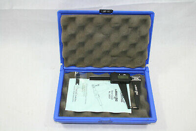 Central Tools 6459 The Brake Force Digital Rotor Gage Kit with Case - Excellent