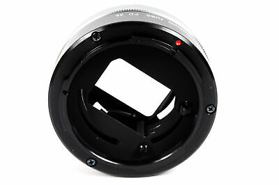 Canon 50mm Push-On Chrome Front Lens Cap (For 135 F/3.5)