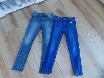 Boys Next Skinny Jeans Age 9-10 Years