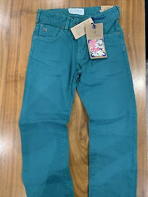 Scotch Shrunk Jeans Age 8/128 Slim Waist BNWT