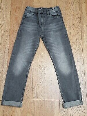 Boys NEXT Grey Jeans 'Carrot Leg Style' 9 Years EX CONDITION