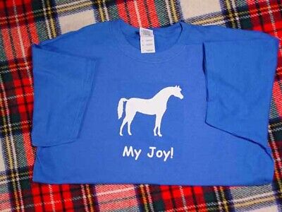 Arabian Horse My Joy! My Love! My Life! T-shirt Ladies or Unisex SALE w/ name!