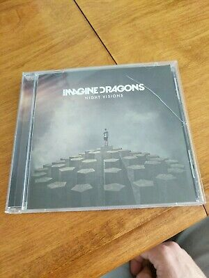Night Visions by Imagine Dragons (CD, Feb-2013, Interscope (USA))