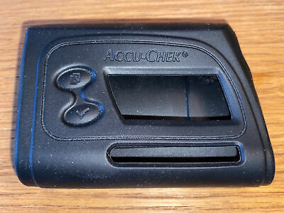 Genuine Roche Diabetes Accu Chek Spirit Combo Pump Cover (never Used)