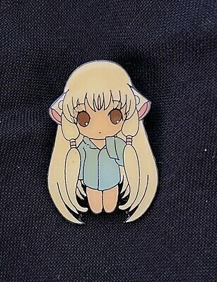 Retro Anime Pin Chi From Chobits Chibi Persocom