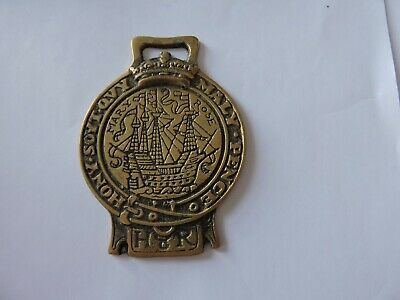 Mary Rose - Brass Hanging