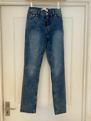 Levi's Blue 512 Slim Tapered Boys' Jeans - Age 12