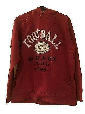 GAP American Football hoodie sweat top size 13 years -  excellent con