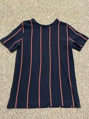 Next Boys age 6 Stripe Top