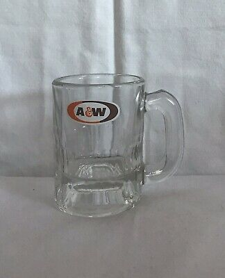 A&W Root Beer Mini Cup
