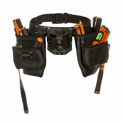 Toolpack Double-Pouch/ Bag/Storage/Kit Tool Belt Leather Industrial 366.000