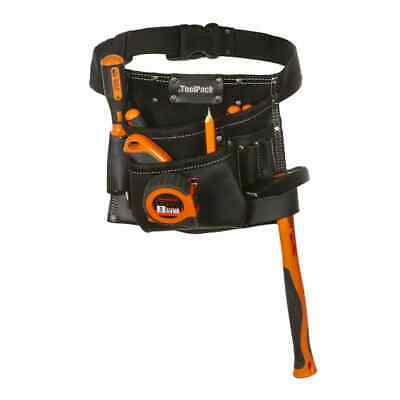 Toolpack Single-Pouch/ Bag/Storage/Kit Tool Belt Leather Industrial 366.002