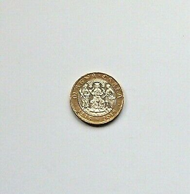 1 x 2015 Anniversary Of The Magna Carta £2.00 Coin.