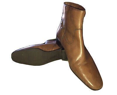 Details about  /TALBOTS CHOCOLATE BROWN SUEDE MID-CALF BOOTS SZ 6B
