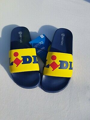 Claquettes Tongs LIDL T.39