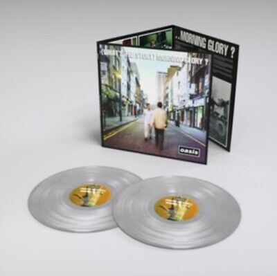 OASIS WHATS THE STORY MORNING G vinyl LP ID1398z