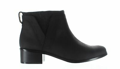 Vionic Womens Upright Madeline Chocolate Ankle Boots Size 11 1567491