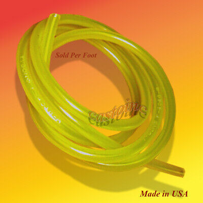 """TYGON PETROL FUEL LINE 1m x 2.5mm x 5mm.3//32/""""x3//16/"""".STRIMMERS,BRUSHCUTTERS ETC"""