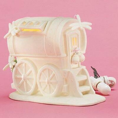 Dept. 56 - Snowbunnies - My Woodland Wagon