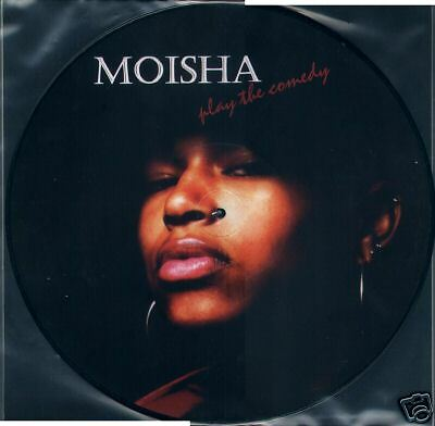 Picture Vinyl Moisha  Play The Comedy Picture Vinyl