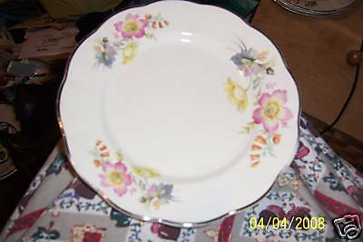 "WS George ""Georgette"" 183-A bread & butter plates (3)"
