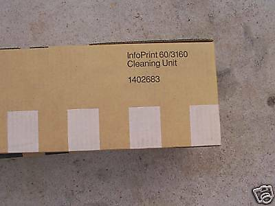 New OEM IBM 1402683 Infoprint 60 / 3160 Cleaning Kit