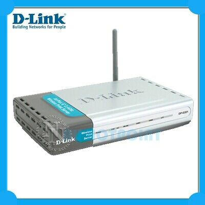 D-Link DP-G321 Wireless Multi-ports Printer Server