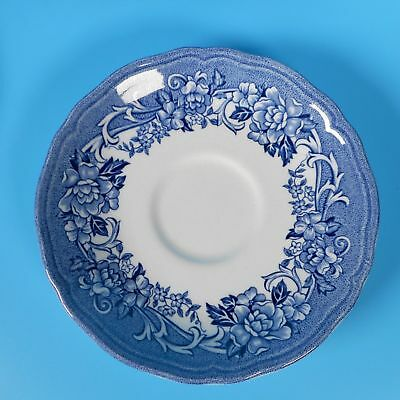 Royal Staffordshire Stratford Stage Saucer by Meakin