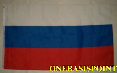 3'x5' RUSSIA FEDERATION USSR FLAG OUTDOOR INDOOR FORMER SOVIET UNION NEW 3X5