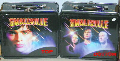 Smallville TV Show Illust Metal Lunchboxes Case of 36
