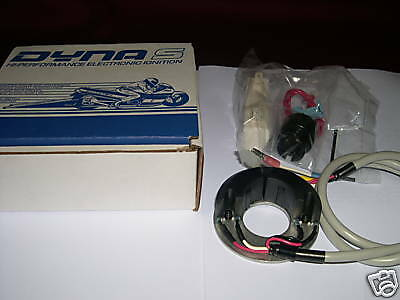 DYNATEK DYNA S Electronic Ignition System Honda Gl1000 Gl