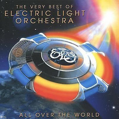 All Over the World Best CD Electric Light Orchestra New