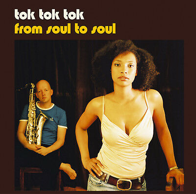 LP Tok Tok Tok From Soul To Soul 2LPs Vinyl