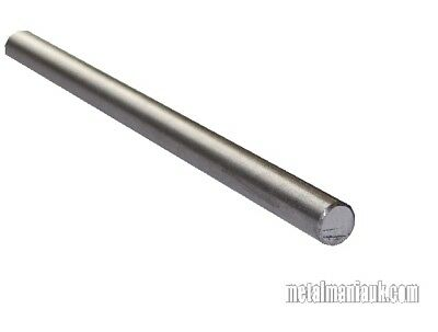 Mild steel Round Bar 10mm  dia x 500 mm long approx